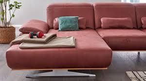 Interliving Sofa Serie 4300 Ecksofa Mit Funktionen Und Nierenkissen