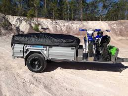 Bike Camper Trailer New Off Road Pinnacle Bike Camper Altitude Camper Trailers