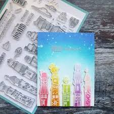 Bear Gifts Metal <b>Cutting</b> Dies And Stamp 3 pcs | Scrapbook Cards ...