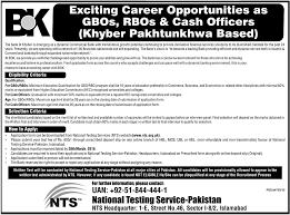 jobs in the bank of khyber bok khyber pakhtunkhwa