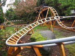 Roller Coaster Type Kiddie Rides Backyard Small Roller Coaster For Backyard Roller Coasters For Sale
