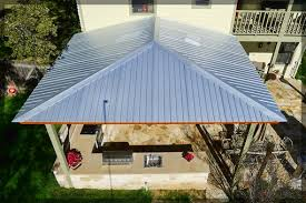 metal patio cover plans. Before And After Patio Cover Metal Roofing Pictures Poncha Pass Regarding Covers Design 13 Plans