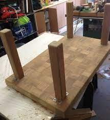 recycled teak wood diy