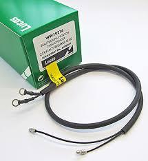 genuine lucas contact breaker points lead harness 5495625 norton genuine lucas contact breaker wiring harness triumph unit twins lu54956251