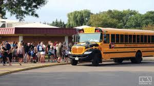 Photos First Day Of School For Edina Public Schools