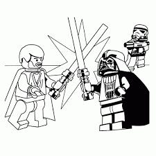 Niewu Kleurplaat Star Wars Kleurplaat 2019