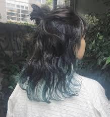 コントラスト感のあるメッシュで黒髪を魅力的にアップデート Sucle