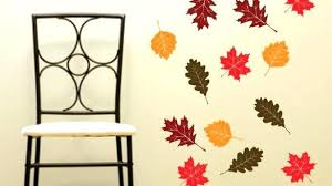 fall wall decor leaves wall decor fancy inspiration ideas leaf in conjunction with fall decals set