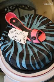 13th Birthday Cake Cakecentralcom