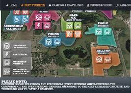 We Fest Seating Chart 2016 We Fest Camping Policy Confusing Some Ticket Buyers