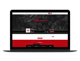 Soundclick Website Design Beatstars Pro Page Design Themes And Information