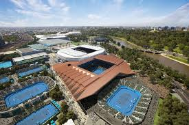 australian open roof populous continues to set the bar in retractable roof design