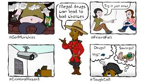 drugs use abuse and addiction lesson plan grades amp  comic 2 illegal drugs
