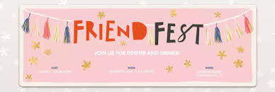 when you can and can't bring an uninvited guest to a party evite Wedding Invitation Bring A Guest evite friend fest invitation wedding invitation bring a guest