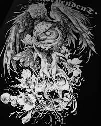 Owl Tattoo Meaning Best Owl Tattoo Design Ideas 2018 эскизы