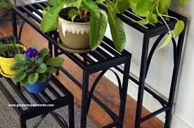 garden tall outdoor plant stands mesmerizing sy metal plant stand holds 12 plants tall