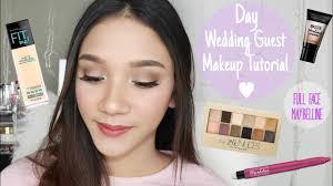 maybelline one brand tutorial day wedding guest makeup makeup untuk kondangan