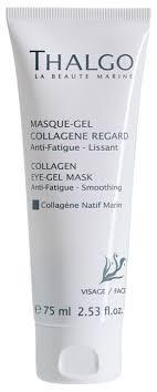 Thalgo <b>Коллагеновая гель-маска для кожи</b> вокруг глаз — купить ...