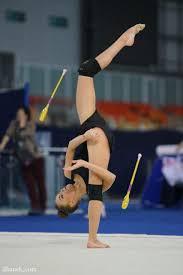 rhythmic gymnastics rhythmic gymnast flexibility gymnastics ribbon dance athlete dancer sport