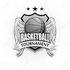 Design Basketball Basketball Logo Template Design Basketball Ball With Wings