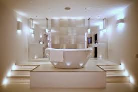 contemporary bathroom lighting ideas. Elegant Modern Bathroom Lighting Ideas Led Lights Bath Contemporary M