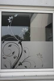 Glasdekorfolie Fensterfolie Sichtschutz Folie Milchglasfolie
