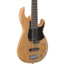 yamaha 5 string bass. yamaha 2017 bb235 5 string bass guitar - natural satin r
