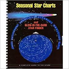 Amazon Com Seasonal Star Charts And Luminous Star Finder A
