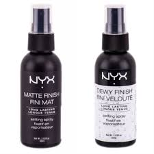 dels about nyx long lasting makeup setting spray matte mss01 or dewy finish mss02 2 03 oz