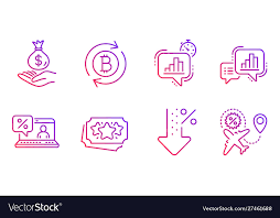 Graph Chart Online Online Loan Graph Chart And Refresh Bitcoin Icons