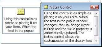 Add Pop Up Sticky Notes To Your Microsoft Access Forms