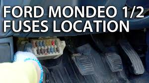 where are cabin fuses in ford mondeo & contour mk1 mk2 youtube 1998 Ford Contour Fuse Box Location where are cabin fuses in ford mondeo & contour mk1 mk2 1998 ford contour fuse box diagram