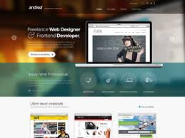 Small Picture How To Be A Web Designer From Home Best Home Page Design New Web