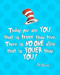Dr Seuss New Years Quotes