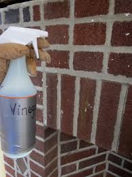 original brick fireplace spray vinegar s3x4