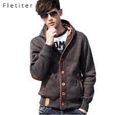 Fletiter <b>2019 Mens</b> Jackets Spring Autumn Casual Coats Jacket <b>Slim</b> ...