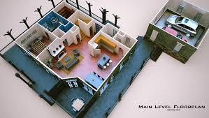 house plans loft wrap