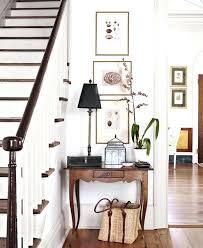 stair hallway decorating ideas