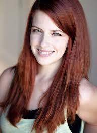 Deep Auburn Red Hair Color