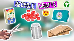 Things To Recycle 5 Things You Need To Recycle Before You Throw Them Out 8 Youtube