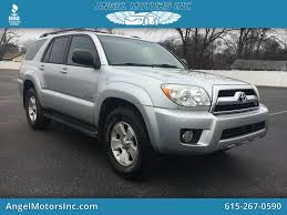 2006 Used Toyota 4Runner 4dr SR5 V8 Automatic 4WD at Angel Motors ...