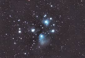 Seven Sisters Clothing Size Chart How To Photograph The Pleiades M45 Seven Sisters Star Cluster