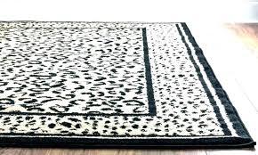 leopard print rugs area rug animal marvelous medium size of