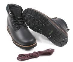 ugg seton tl mens 1008146 blk black leather treadlite waterproof boots size 7