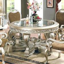 beautiful dining room cool dark and black dining table chairs unfinished white room awesome round oak