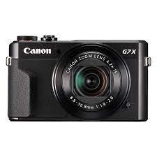 Máy ảnh Compact Canon G7X mark II (Chính hãng) + Thẻ nhớ 16GB + Túi -  P151720 | Sàn thương mại điện tử của khách hàng Viettelpost