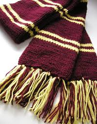 Harry Potter Scarf Knitting Pattern Simple Decorating