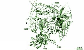 i p fuse blockcar wiring diagram page 2 1995 chevrolet 1500 pic up in the dash fuse box diagram
