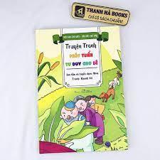 Sách - Truyện Tranh Phát Triển Tư Duy Cho Bé - Giúp Bé Phát Triển Tiềm Năng  Ngôn Ngữ