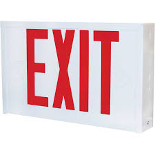 Lithonia Lighting Reviews Emergency Lighting Exit Signs Exit Signs Lithonia